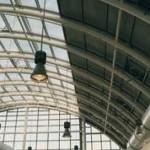 Rohrbogen biegen - Rohrbiegen: kalt biegen Hallen- bzw. Dachkonstruktion